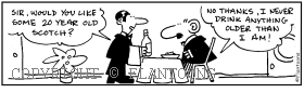 catering cartoon