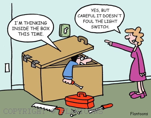 Business cartoons flantoons cartoons for Diy pictures