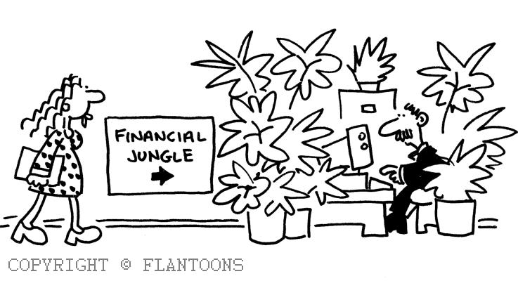 Business Cartoons - Flantoons Cartoons