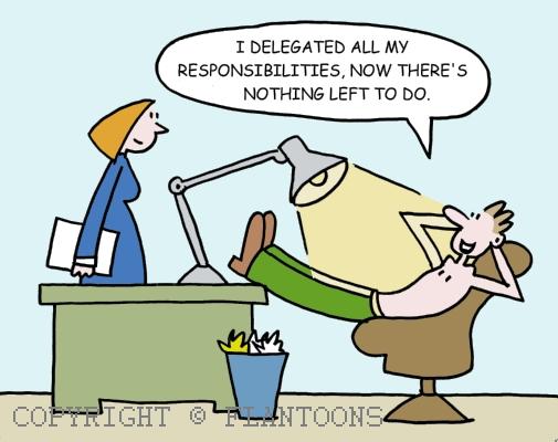 delegation in management essay